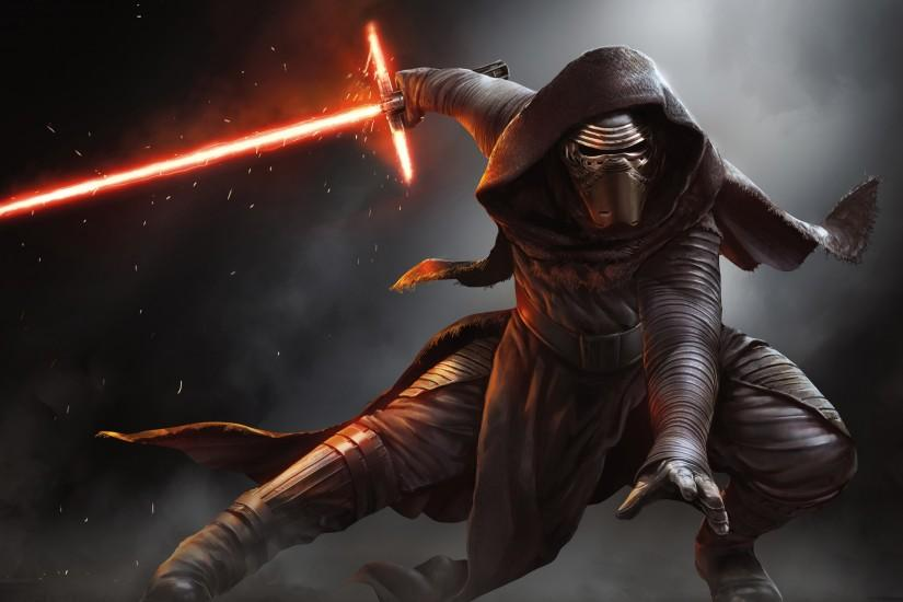 full size kylo ren wallpaper 2880x1800 iphone
