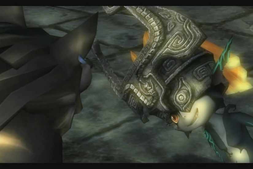Zagrajmy w The Legend of Zelda: Twilight Princess HD - 02, Midna