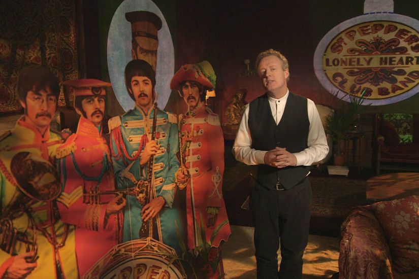 THE BBC TO CELEBRATE THE 50TH ANNIVERSARY OF SGT. PEPPER'S LONELY HEARTS  CLUB BAND