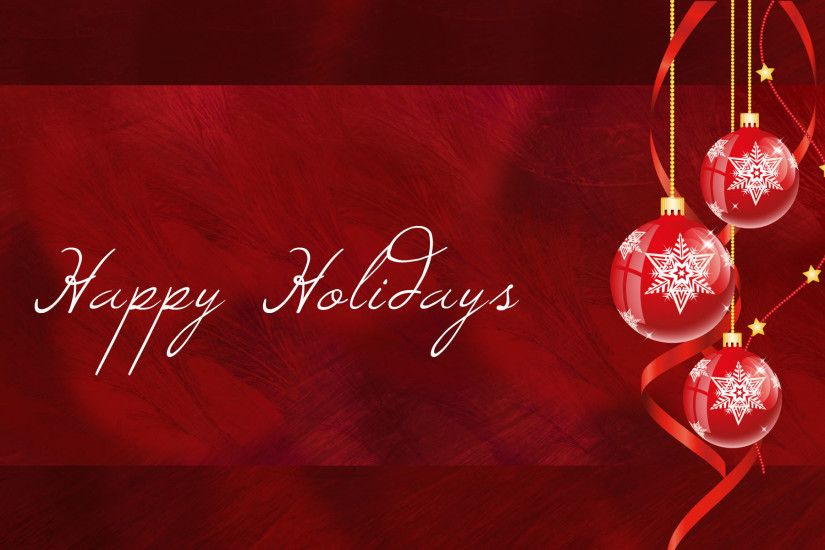 Happy Holiday Cool Wallpapers