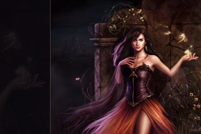 Girl Fairy A From Tale Wallpapers And Images