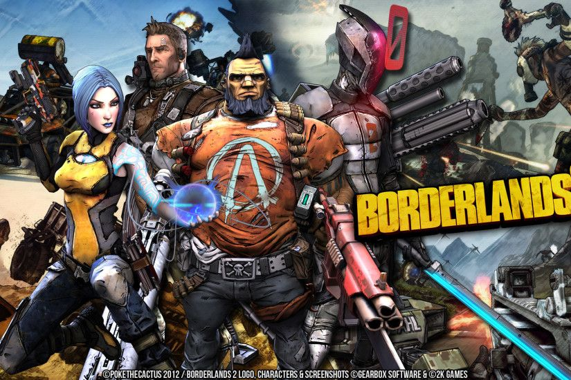 Get Ready To Joy Puke Your Face Off by PokeTheCactus. Borderlands 2  Wallpaper ...