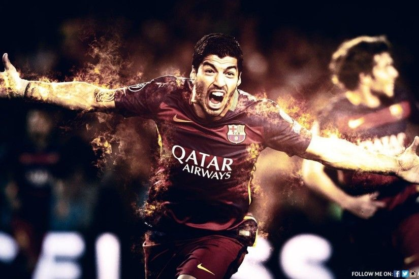 Messi Suarez Neymar 2016 - HD WALLPAPER by SelvedinFCB on DeviantArt