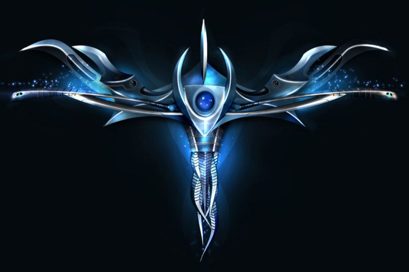Micketo images Blue Dragon Heart HD wallpaper and background .