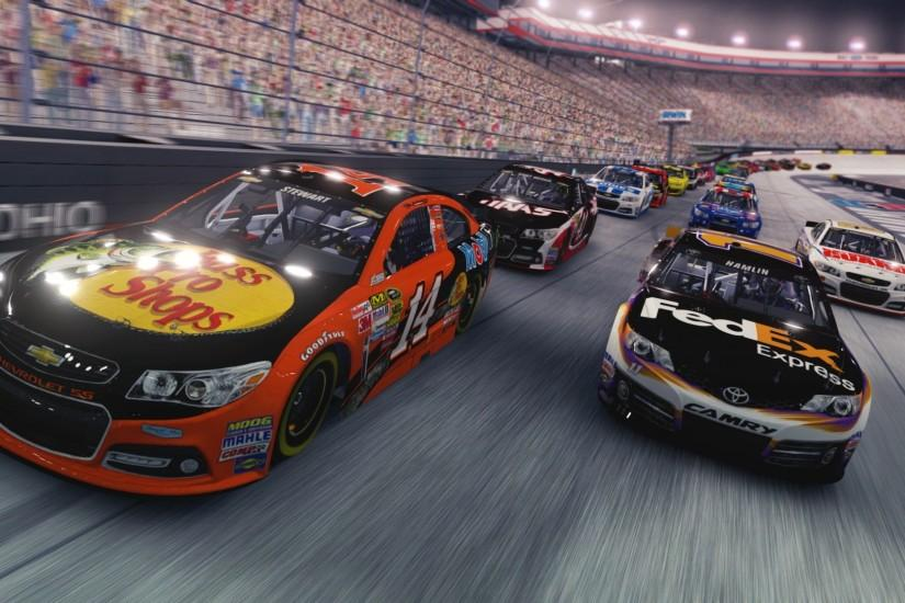 Nascar 2014 Exclusive HD Wallpapers #6562
