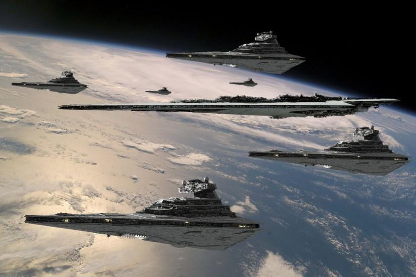 Star Wars movies sci-fi futuristic space planets earth wallpaper .