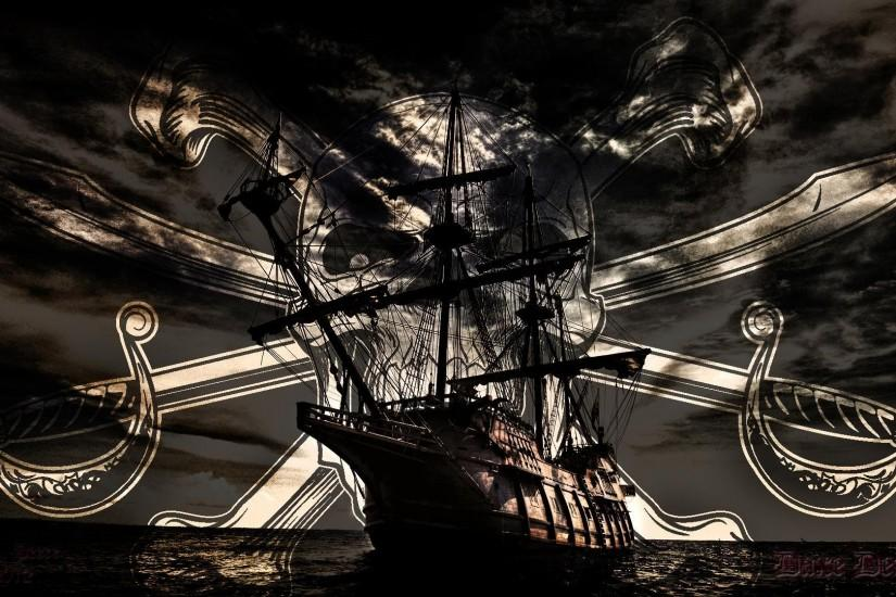 ghost pirate ship wallpaper hd resolution with high resolution wallpaper  desktop on dreamy & fantasy category