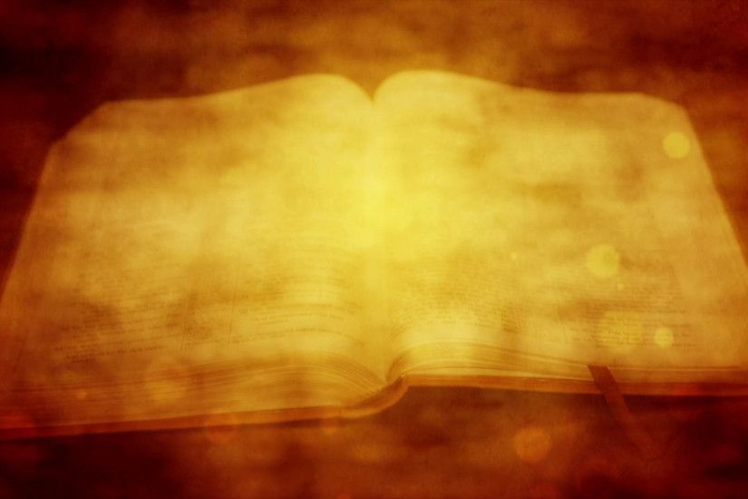 Open Bible Vintage Religious Motion Background Motion Background -  VideoBlocks