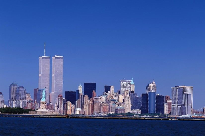 Best HD Image Of U.S. World Trade Twin Towers ...