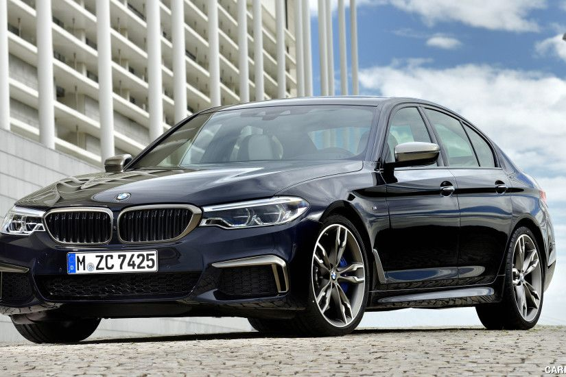 2018 BMW M550i xDrive Wallpaper