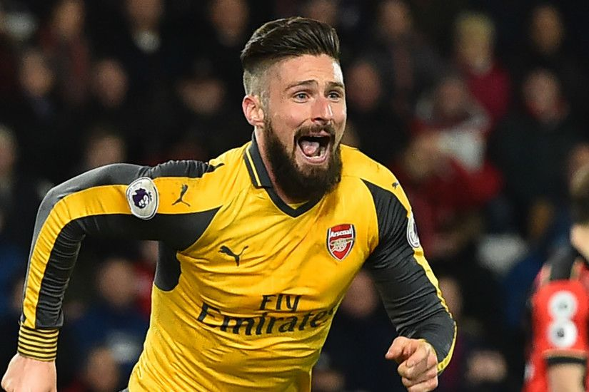 'We are about to reach an agreement' - Giroud close to new Arsenal contract