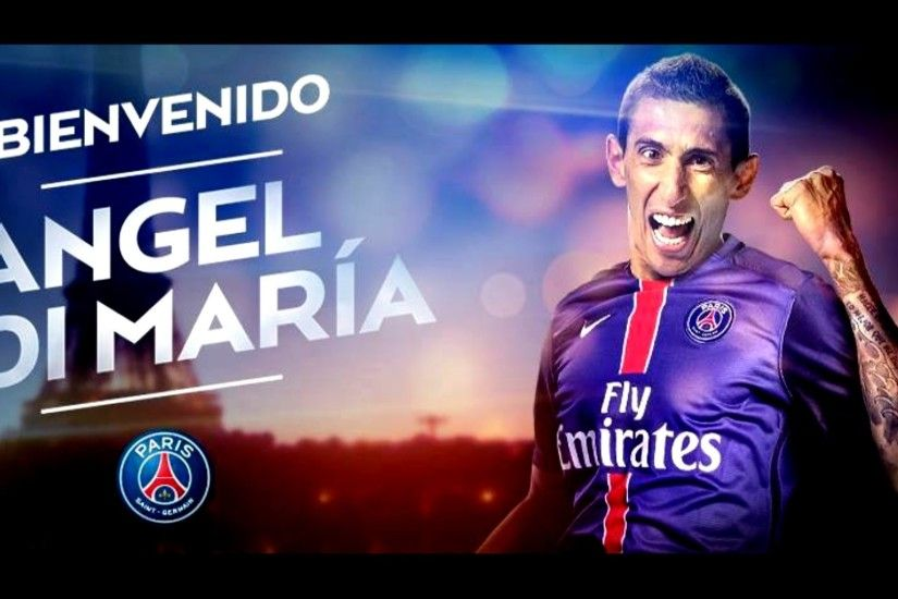 Ángel Di María ▷ Welcome to PSG | Ultimate Skills | 1080p HD - YouTube
