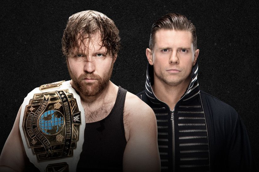 Dean Ambrose retained the Intercontinental Title against The Miz after a  disqualification ruling on the May 15 edition of Monday Night Raw.