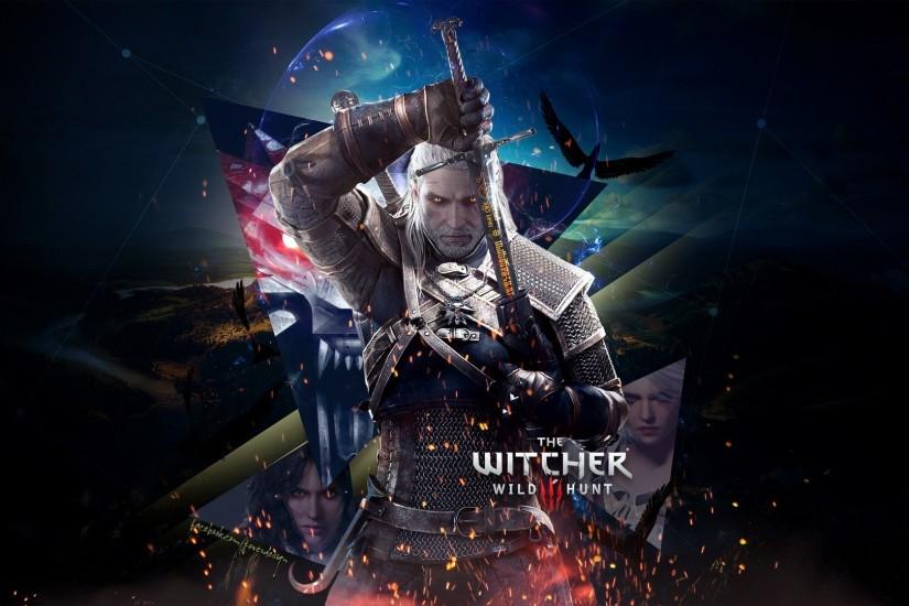 the witcher 3 wallpaper 1920x1080 download free