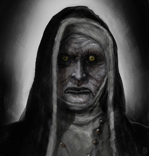 ... Valak the Demon *The Conjuring 2* by Jackomack