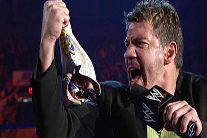 #4 Eddie Guerrero Turned Against His Best Friend (WWE Smackdown - May 5,