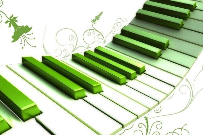 3840x2160 Wallpaper piano, keys, colorful, pattern
