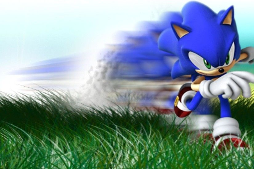 Sonic The Hedgehog Computer Wallpapers, Desktop Backgrounds .