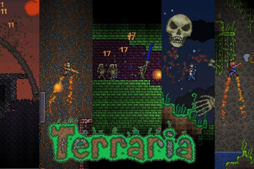 amazing terraria background 1920x1080 for android 40