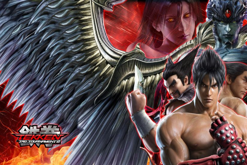 Tekken Tag Tournament 2 Wallpaper -Final- by jin-05
