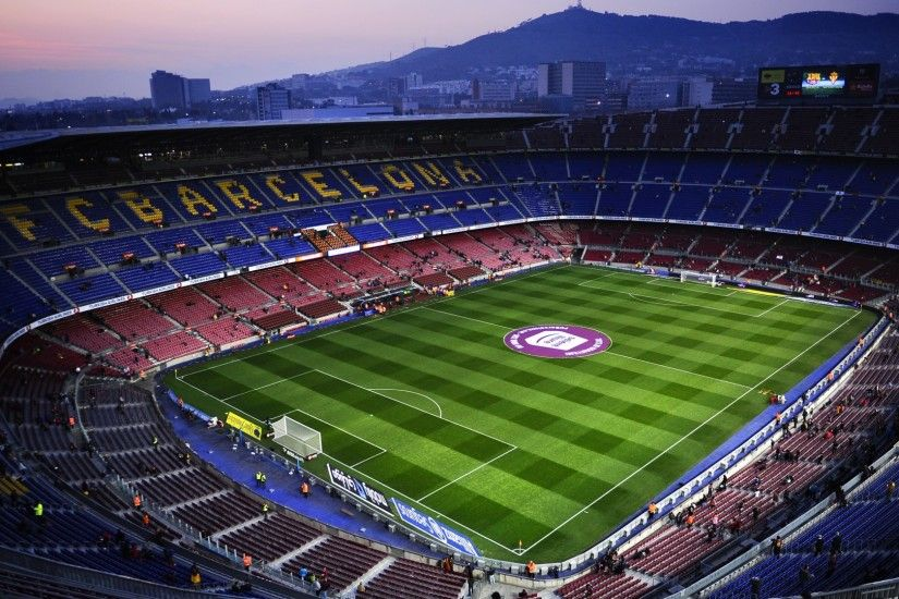 A tour of the Camp Nou stadium, with a personalised football kit and the  opportunity