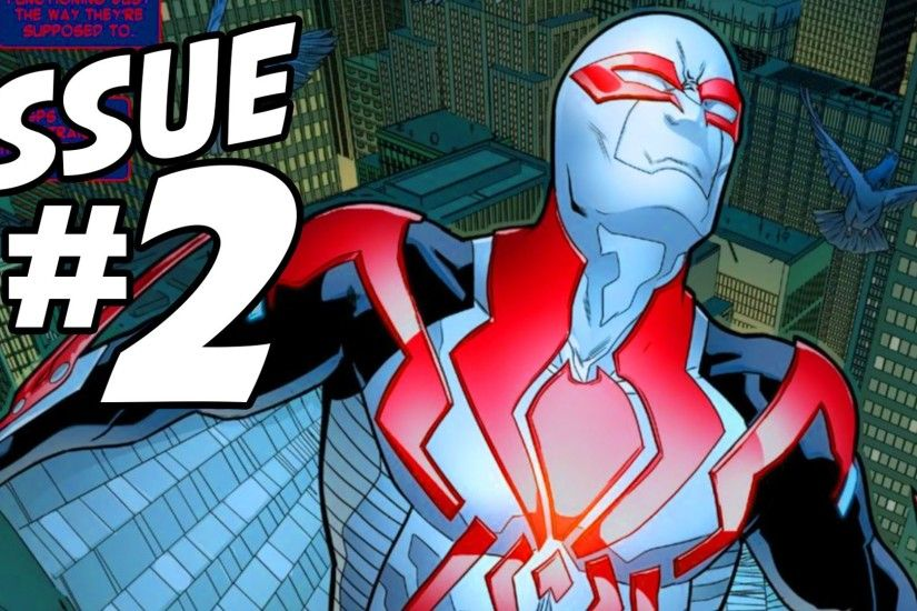 Spider-Man 2099 (All-New All-Different) Issue #2 Full Comic Review! (2015)  - YouTube