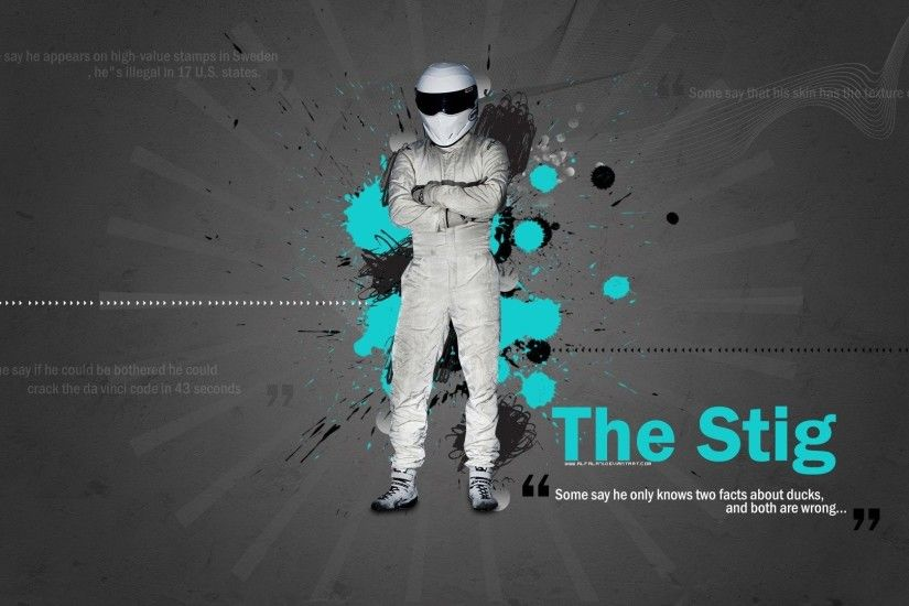 Ben Collins The Stig · HD Wallpaper | Background ID:347335