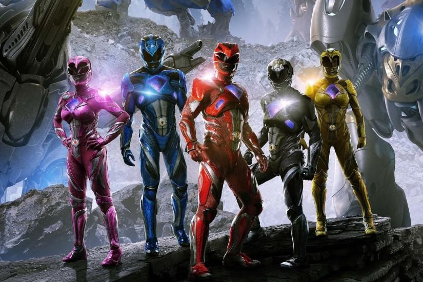 Movie - Power Rangers (2017) Power Rangers Wallpaper