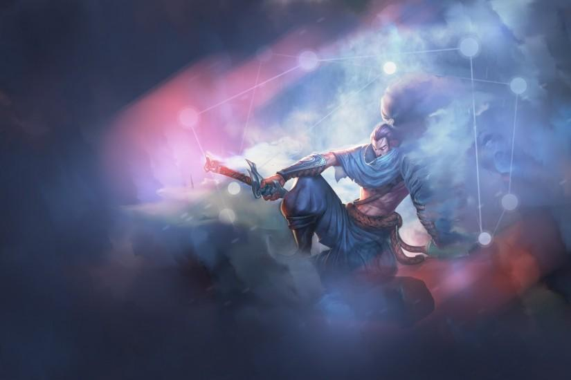 yasuo wallpaper 1920x1080 iphone