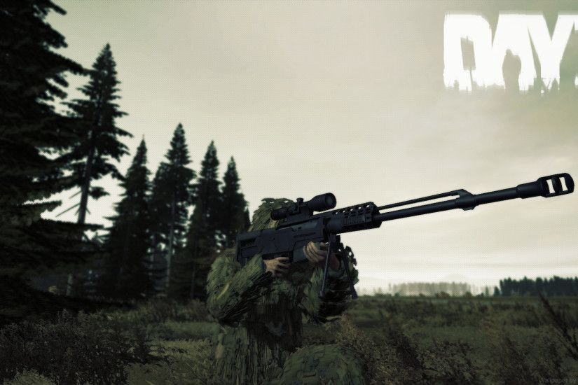 ... DayZ Wallpaper Chernarus - Airfield sniper by Jehal