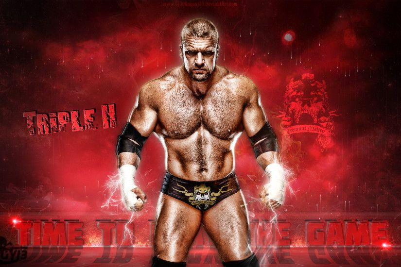 Stunning Gallery of Triple H Backgrounds: 2800x1800, Claudie Trogdon