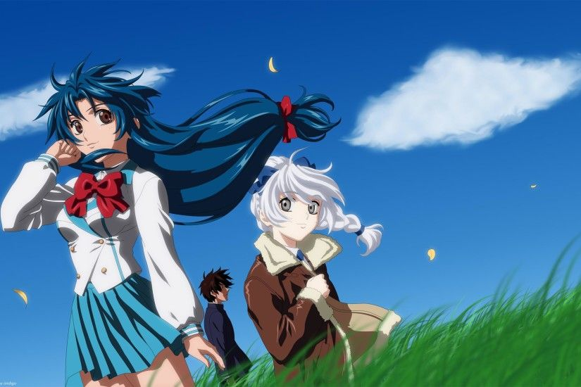 Full Metal Panic! wallpapers HD