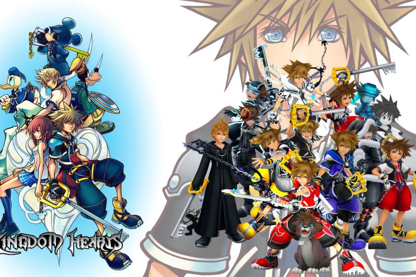 Kingdom Hearts 15th Anniversary - #GTUSA 1