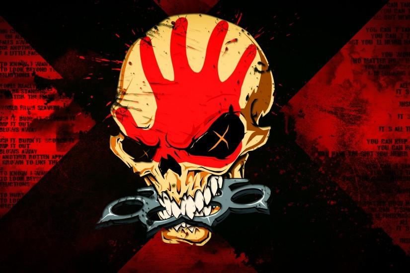 FIVE FINGER DEATH PUNCH heavy metal hard rock bands skull skulls dark q  wallpaper | 1920x1080 | 74287 | WallpaperUP