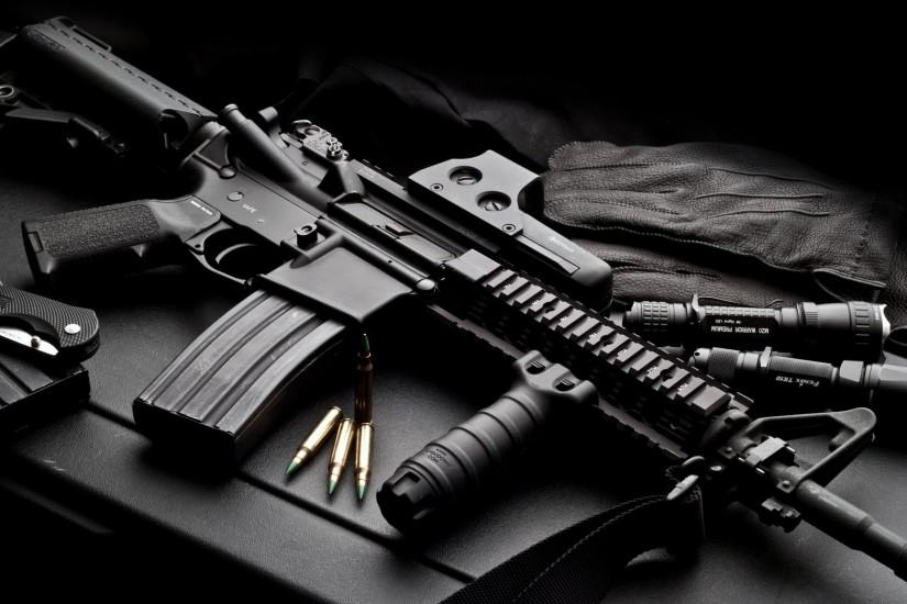 HD Gun Wallpaper. TAGS: Photos Cool Laptop ...