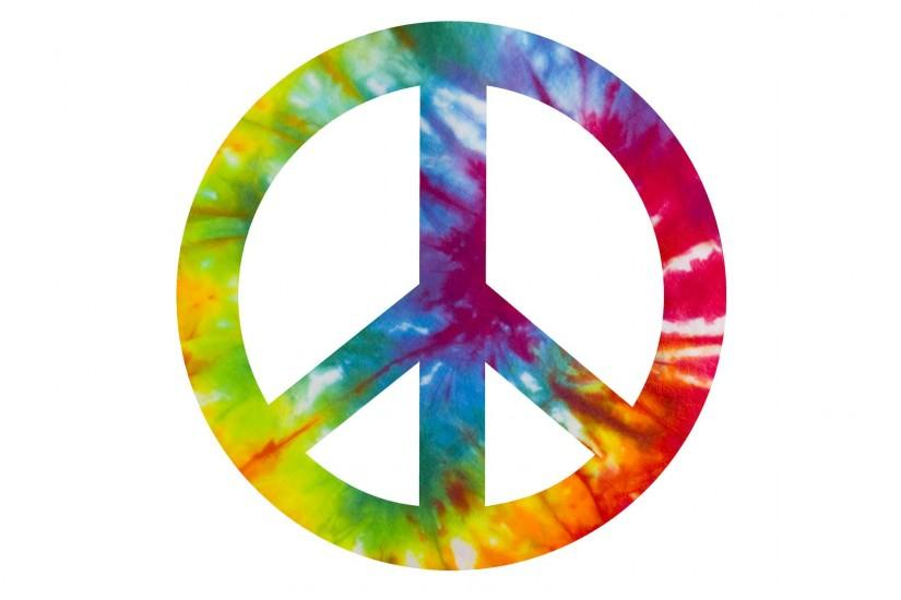 Peace And Love - wallpaper.