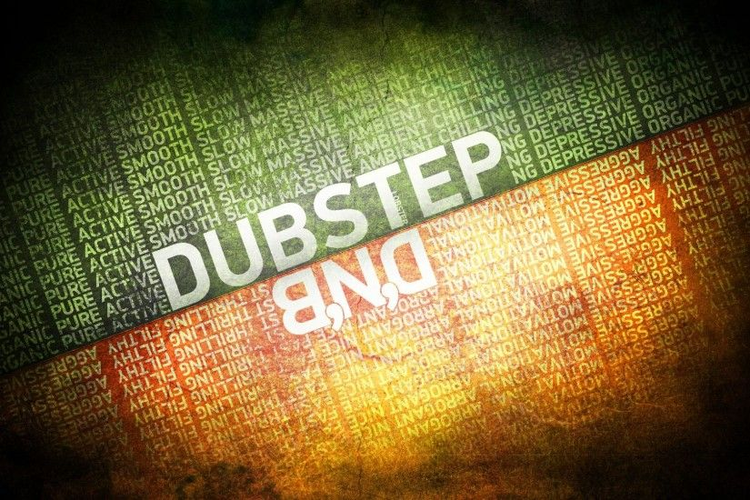 DnB Dubstep HD and Wide Wallpapers