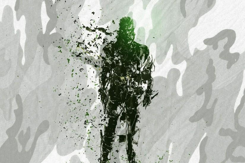 Metal Gear Solid, Big Boss, Metal Gear Solid : Snake Eater, The Metal Gear  Solid Snake Eater Wallpapers Wallpapers)