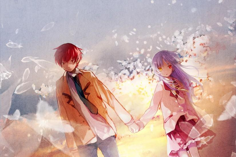 cool angel beats wallpaper 2000x1500 cell phone