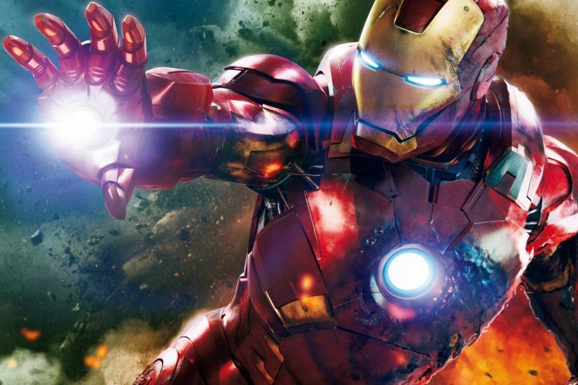 ironman wallpaper 2560x2048 for desktop