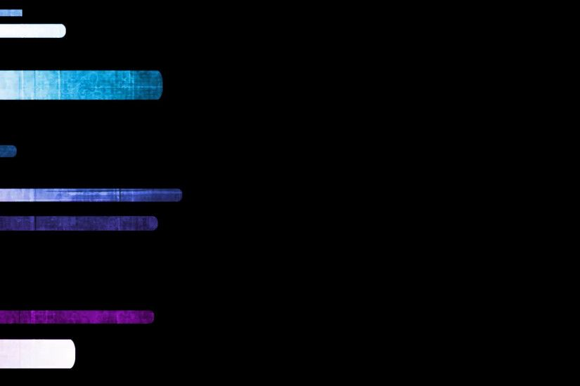 Blue purple grunge moving stripes on black background. Video animation HD  1920x1080 Motion Background - VideoBlocks