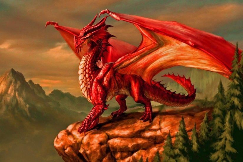 Red Drangon