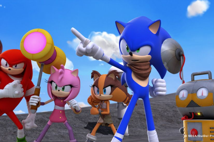 Nice wallpapers Sonic Boom 1920x1080px