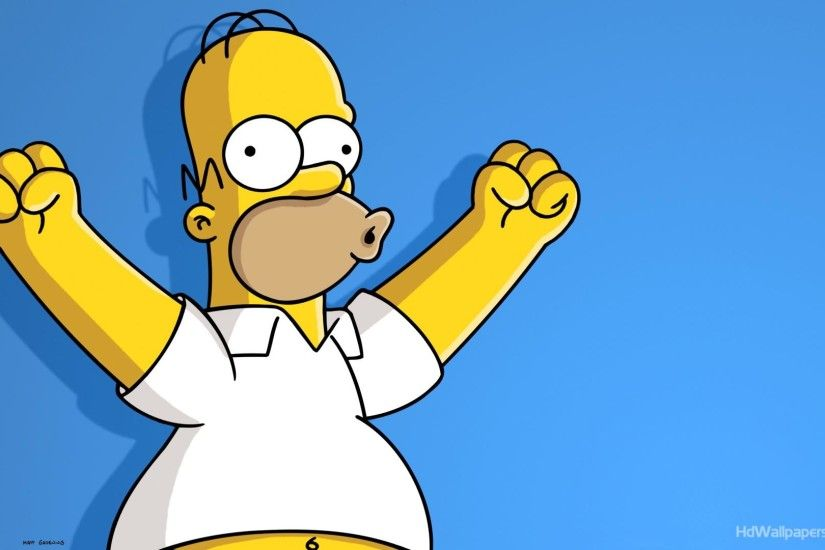 Download free homer simpson wallpapers for your mobile phone . ...