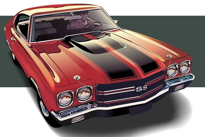 free computer wallpaper for chevrolet chevelle ss - chevrolet chevelle ss  category
