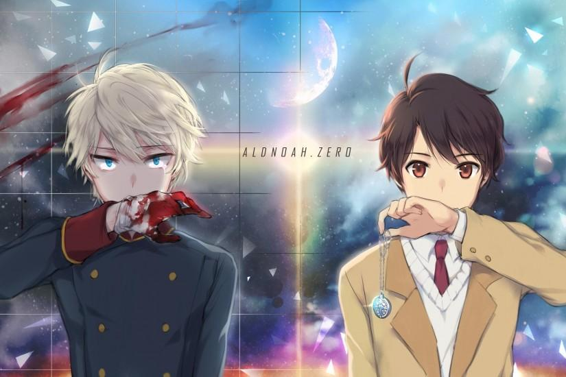 Aldnoah.Zero desktop wallpaper