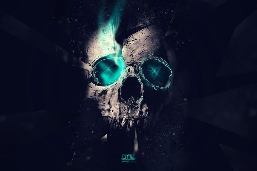 Skull Ghost Wallpaper At Dark Wallpapers