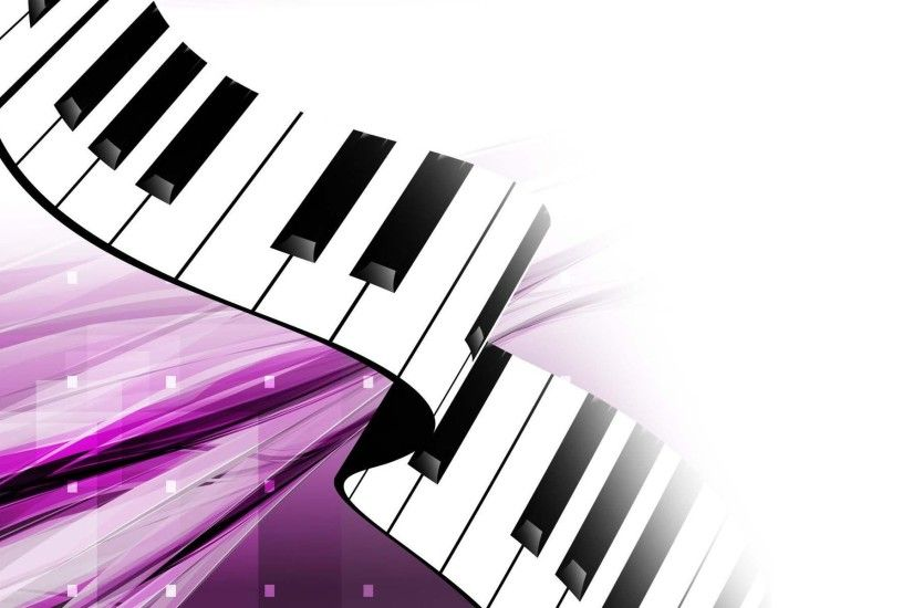 Piano Keyboard HD Graphic | HD Dance and Music Wallpaper Free Download ...