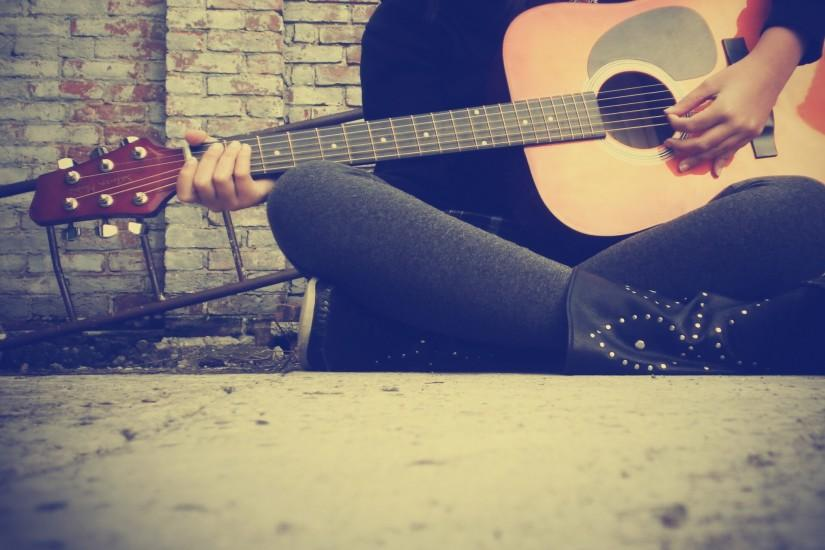 Music Guitar Wallpaper