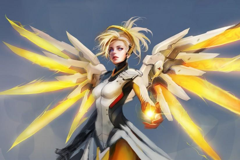 gorgerous mercy overwatch wallpaper 1920x1200 for iphone 6